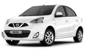 Rent Nissan Micra